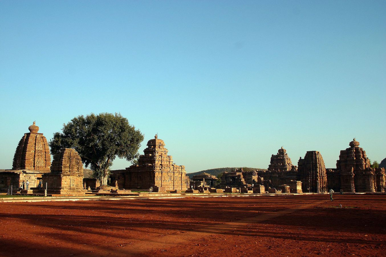 group of monuments pattadakal