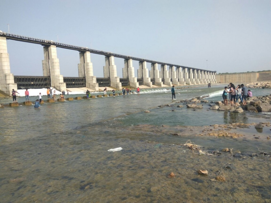A child dies following drowning at Sant Sarovar in Gandhinagar