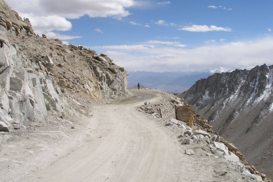Image result for Khardung La Pass