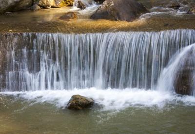 Ban Jhakri Waterfalls