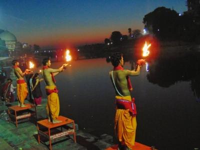 Shipra River Ram Ghat
