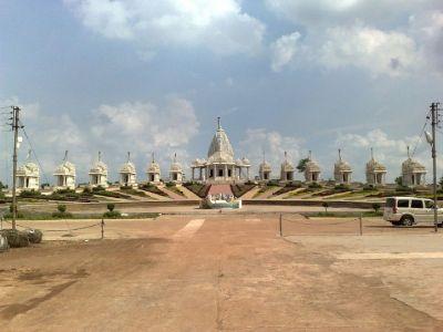Kaivalya Dham Jain Temple