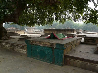 The Tomb of Muhammad Ghaus