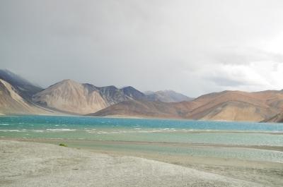 Pangong Tso (Pangong Lake)