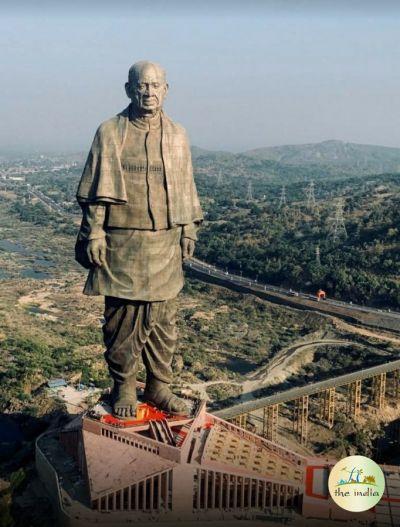 Statue Of Unity (Sardar Patel Statue)