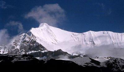 Sunderdhunga Glacier