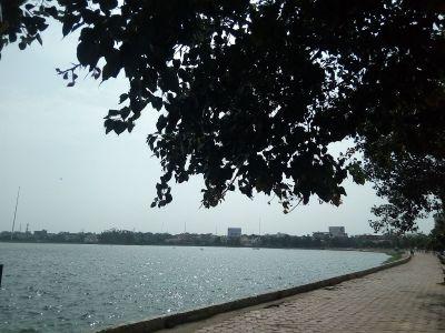Telibandha Lake