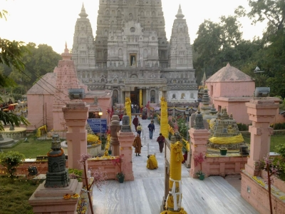 Mahabodhi Vihar