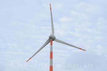 Windmills and Sea-side