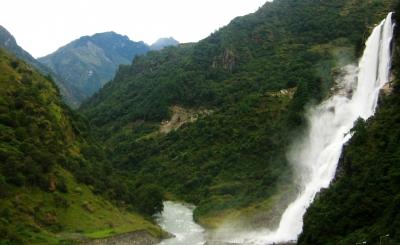 Nuranang Water Falls