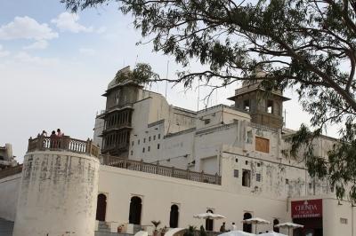 Monsoon Palace (Sajjan Garh Fort)