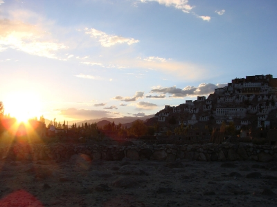 Thiksey Monastery (Gompa)
