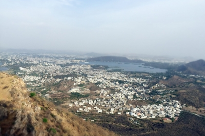 Monsoon Palace (Sajjan Garh Fort)